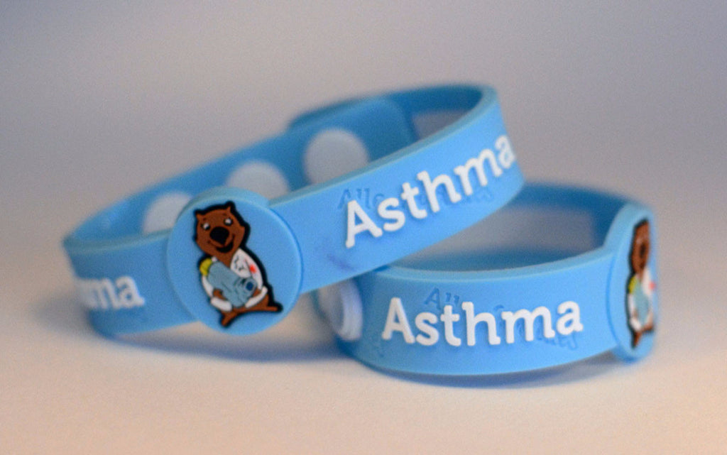 AllerBuddies Asthma allergy bracelets for kids