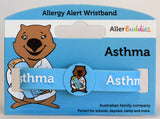 AllerBuddies Asthma allergy bracelet for kids