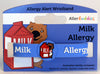 AllerBuddies Milk allergy bracelet for kids
