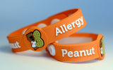 AllerBuddies Peanut allergy bracelet for kids
