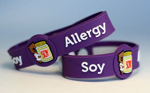 Milk Allergy Bracelet
