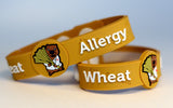AllerBuddies Wheat allergy bracelet for kids