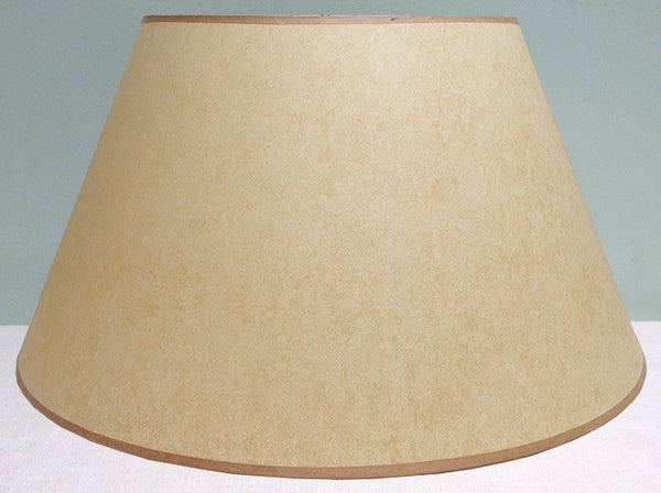 "12"", 18"" & 22"" Cream lampshade"