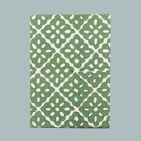 Green betty notebook