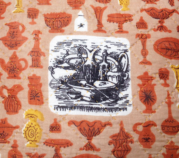 Handkerchief cushion