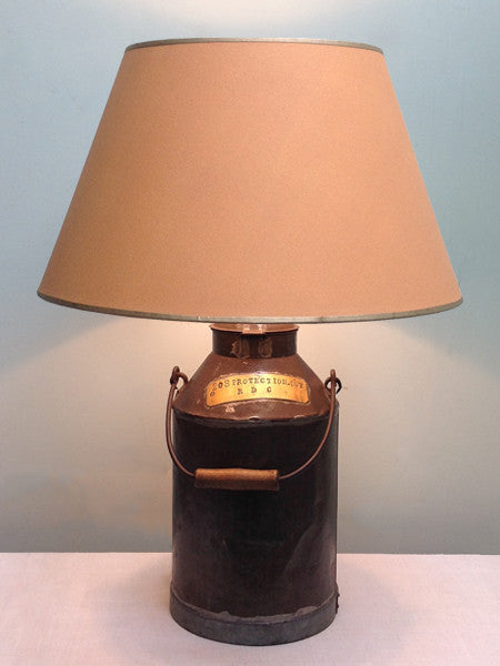 "18"" Paste board paper lampshade"