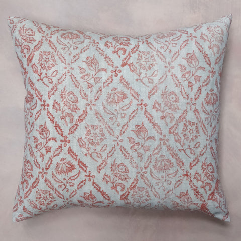 Elizabethan block, hand block cushion