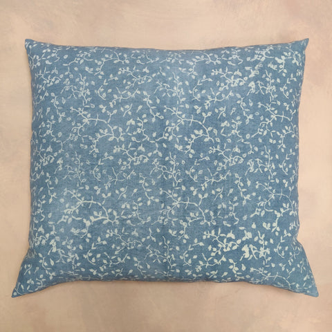 Discharge leaf cushion