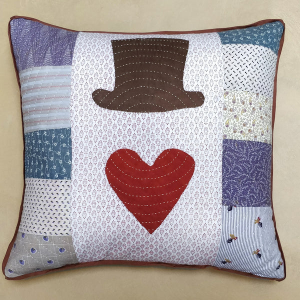 Top hat cushion