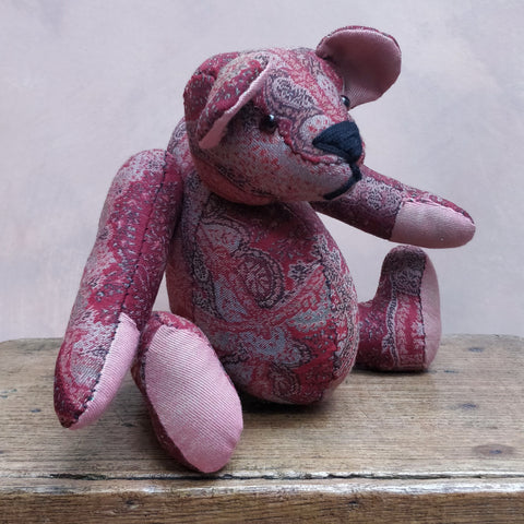 Patchwork teddy