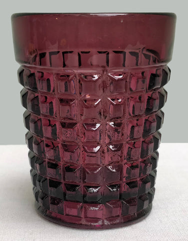 Attractive glass tumbler