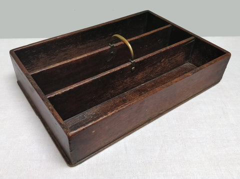 Georgian Knife box