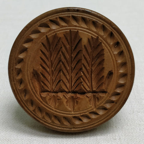 Wheat butter mould