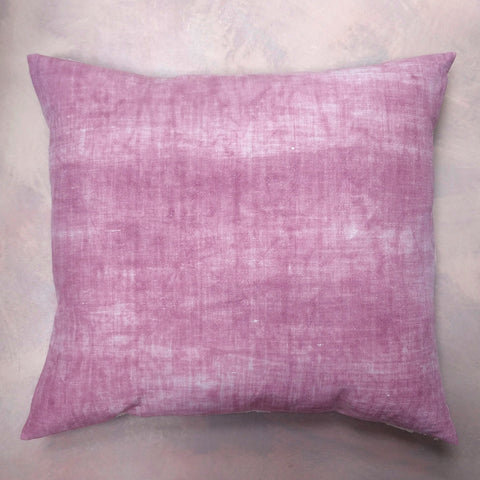 Troode's sludge, hand painted cushion