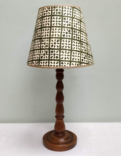 "10"" Open Betty lampshade"