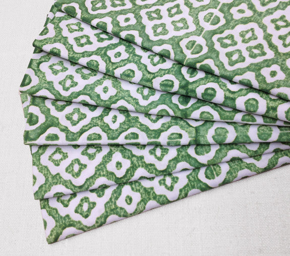 Set of 6 napkins