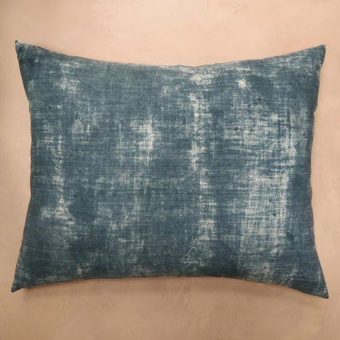 T&A Painted Linen Cushion