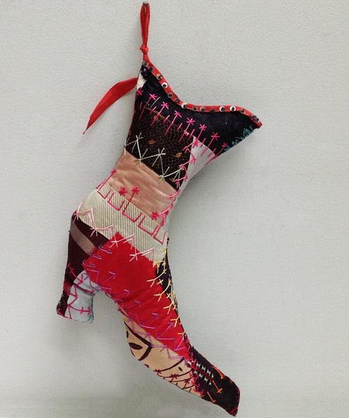 Patchwork boot 6.