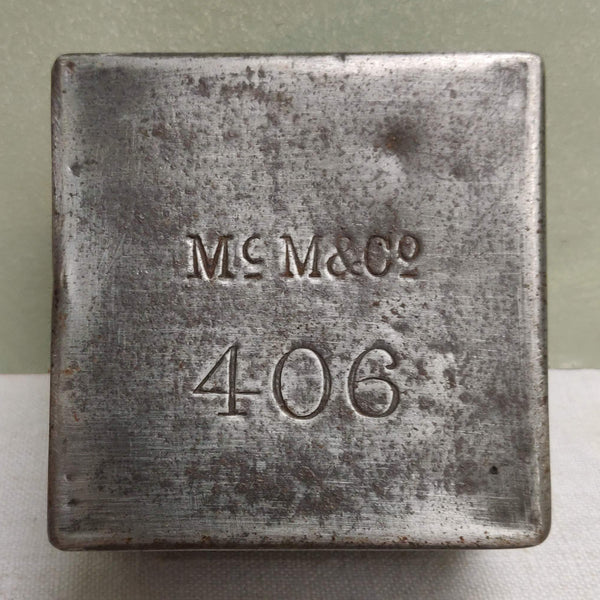 Metal Wages Box