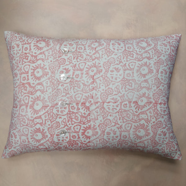 Japanese Flower Cushion