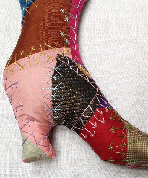 Patchwork boot 4.