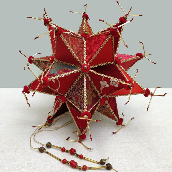 A medium Christmas star
