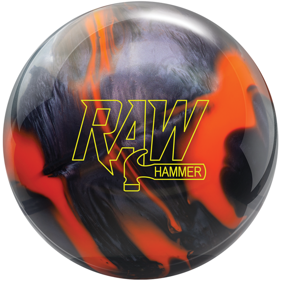 Hammer Raw Hammer - Orange/Black