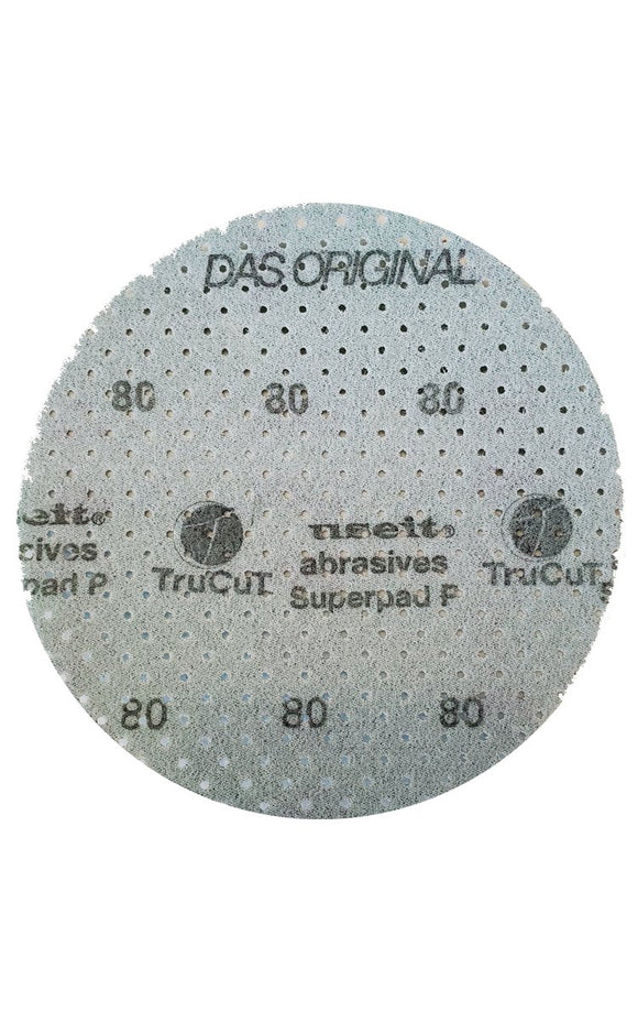 500 1000 /& 2000 grit 20 Pack Creating the Difference TruCut Sanding Pads