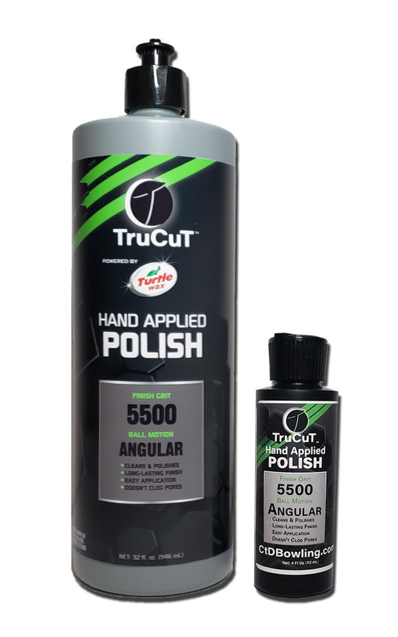 TruCut Hand Applied Polish Powered by Turtle Wax