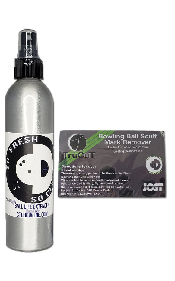 So Fresh & So Clean | Free TruCut Scuff Mark Remover