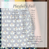 Playfully Fall