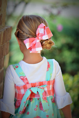 ~Sweet Coral ~ Hairpieces