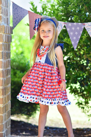Patriotic Dress/Tunic