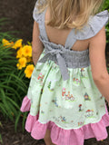 Walk in the Park Dress