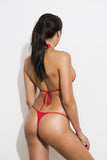 BABY G Bottoms - Red
