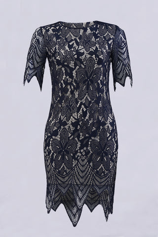 Disabelle Dress In Navy