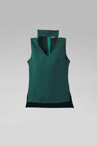 Utopia Top In Green