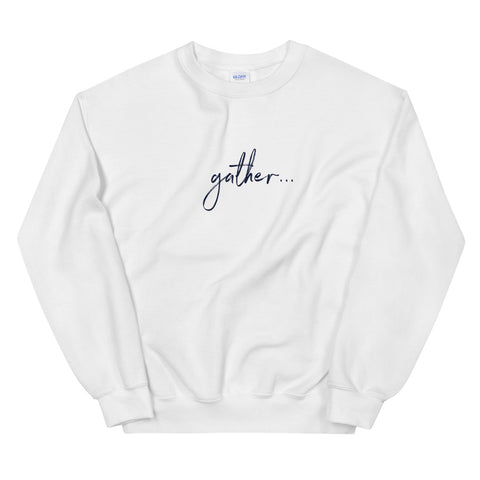 gather... | Sweatshirt