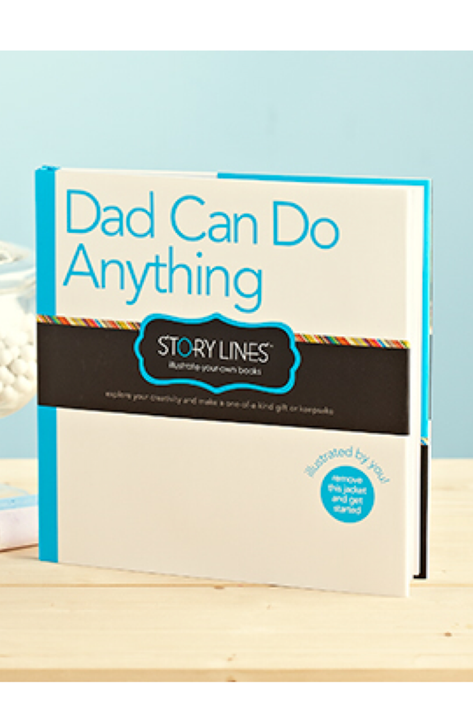 Dad Can Do Anything Book