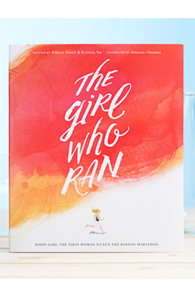 The Girl Who Ran Book