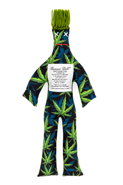 Cannabis Dammit Doll