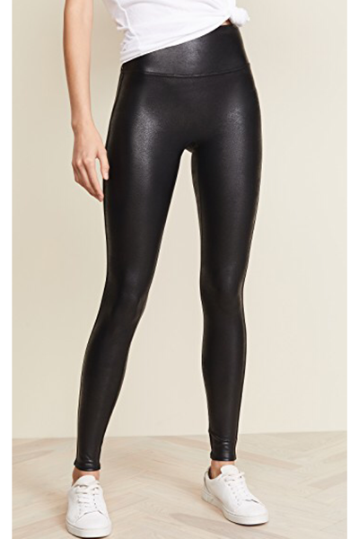 Faux Leather Leggings | Spanx