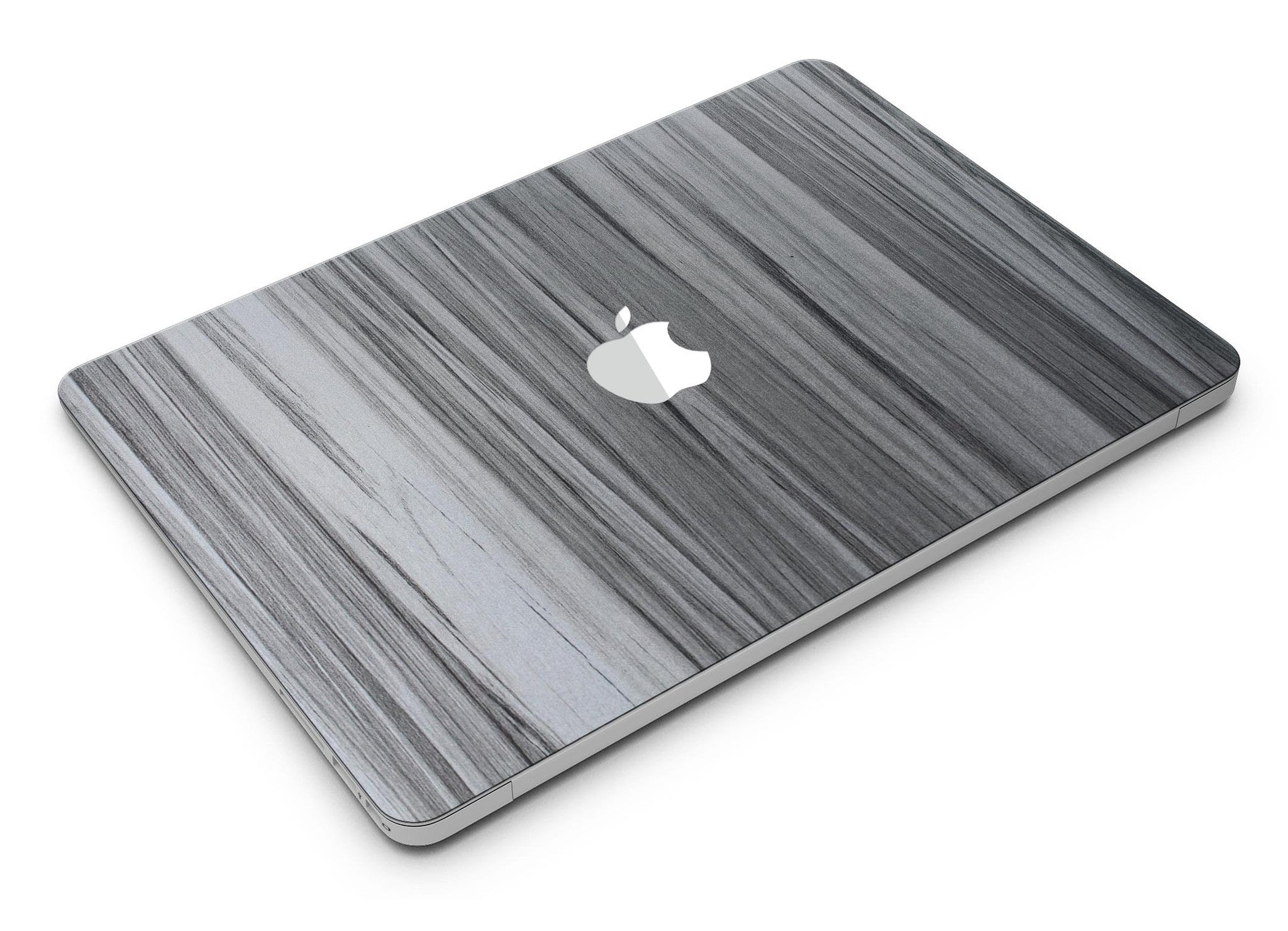{Silver Metallic Ebony}