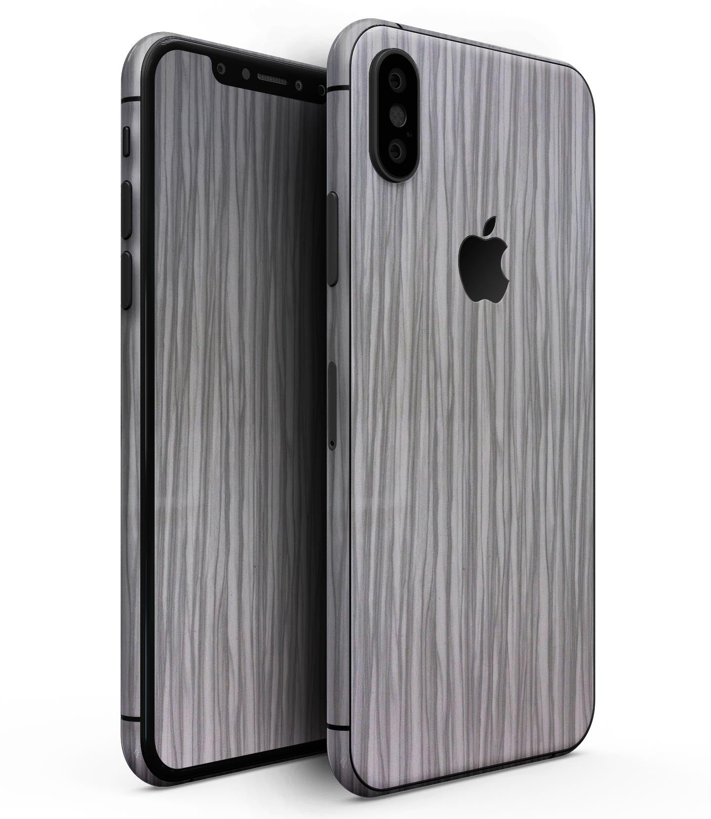 {White Metallic Ebony}