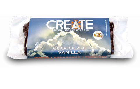 Chocolate Vanilla Food Bar
