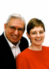 Don Besig and Nancy Price
