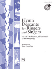 Hymn Descants for Ringers and Singers, Vol. IV