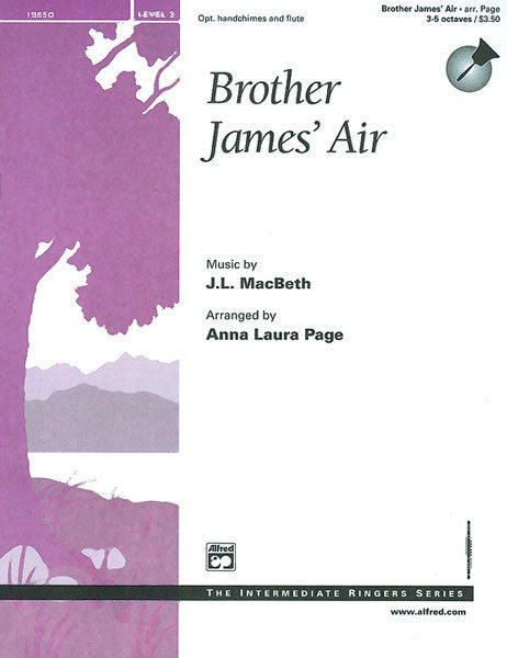 Brother James' Air