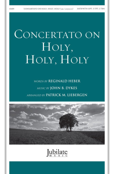 Concertato on Holy, Holy, Holy