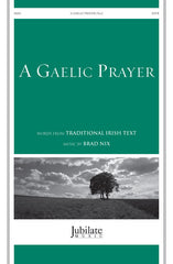 A Gaelic Prayer